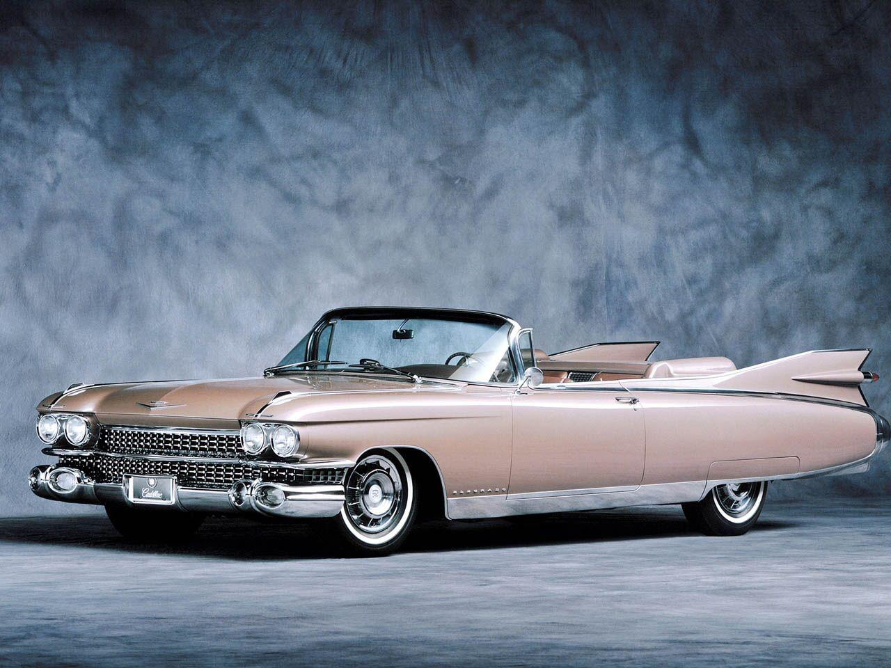 1959 Caddy.
