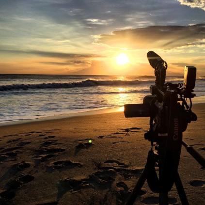 El Transito, Nicaragua Sunset 2