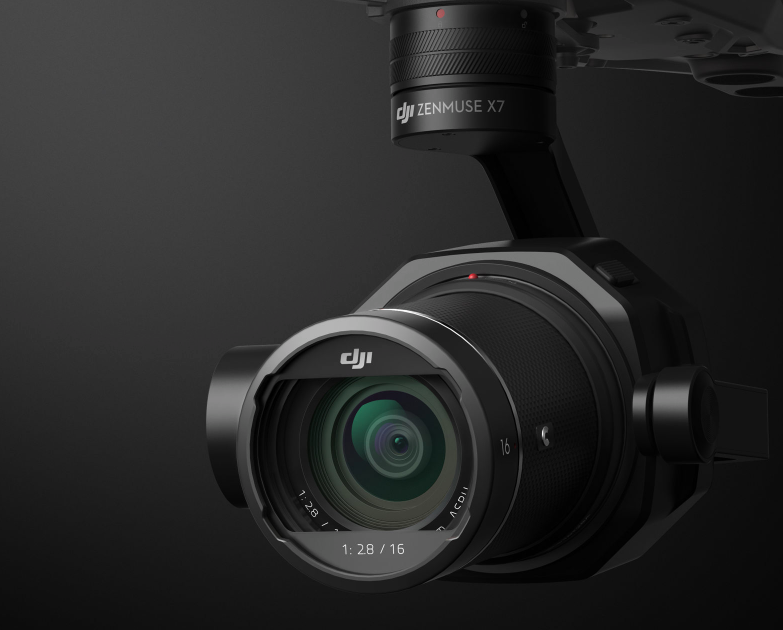 Equipment: DJI Releases Most Cinematic Drone Camera: The Zenmuse X7