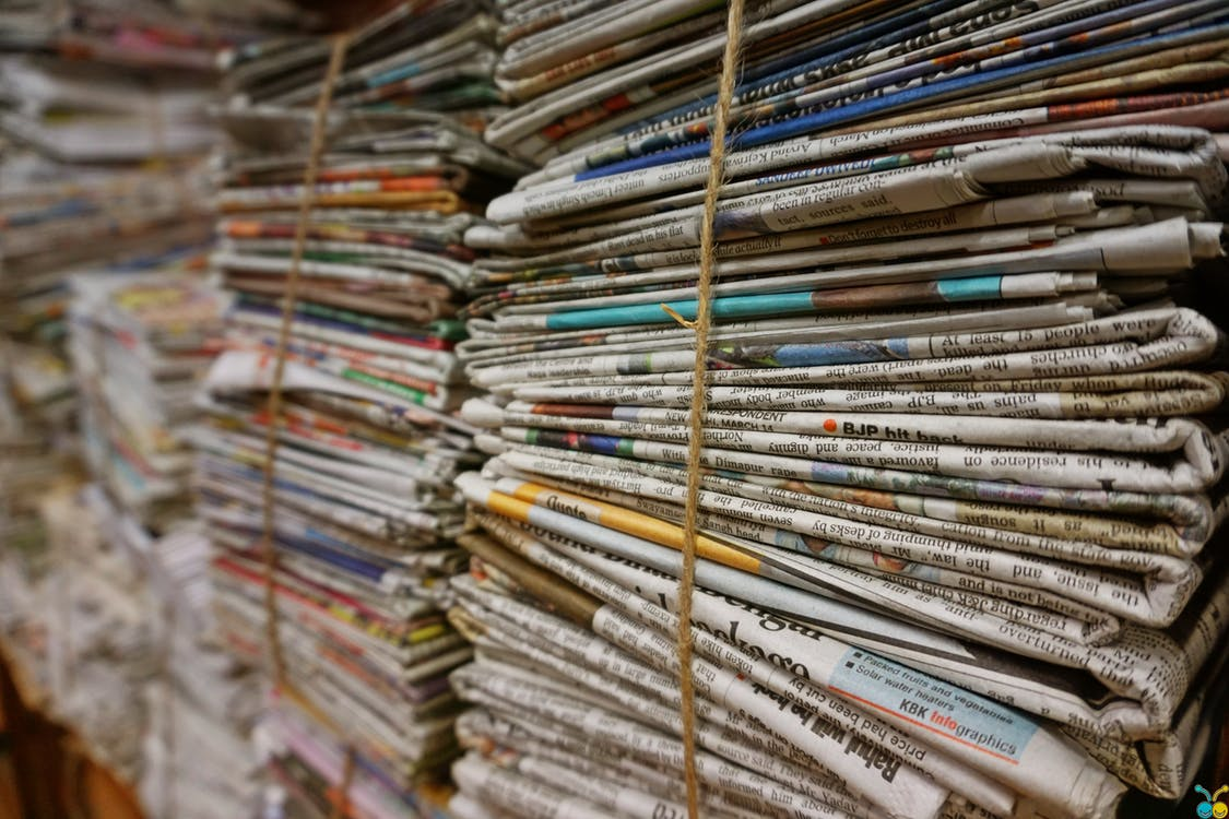How to Save Newspapers & Magazines