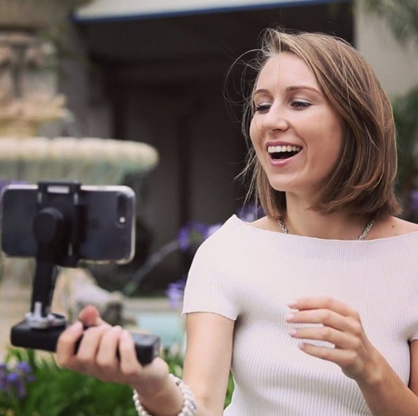 Equipment: SMOVE Smartphone Stabilizer